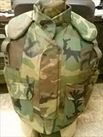 1984 PASGT US. Military Kevlar Fragmentation vest. Small.