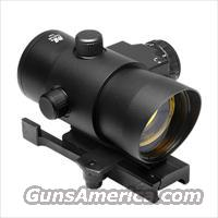 NC/STAR DLB140R 40mm Red dot sight w/ Red laser