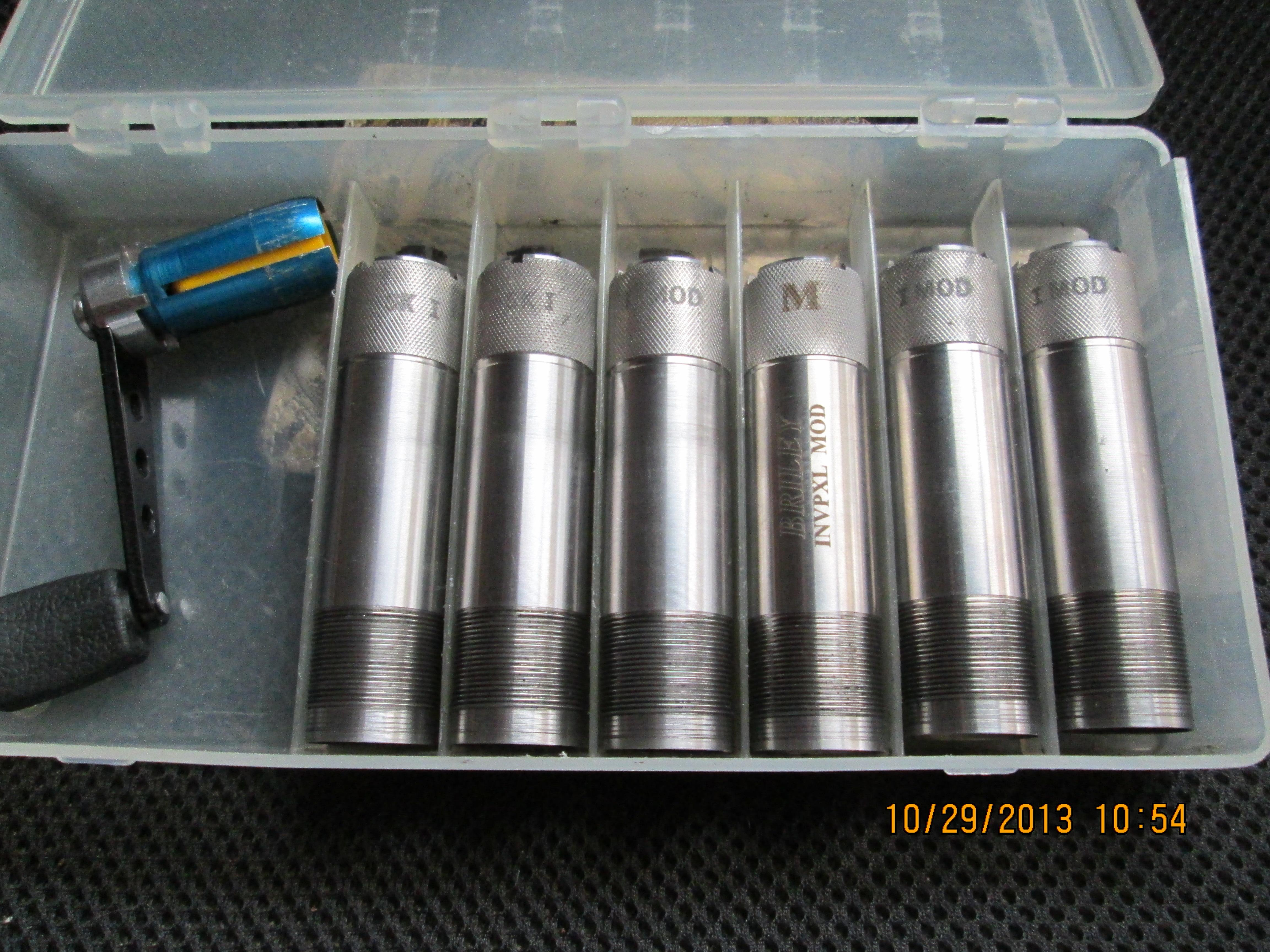 Briley Extended Choke Tubes