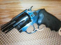 "ROSSI M68  38SPL  2""BL  5SHOT  BLUE  USED, FREE SHIPPING NO CC FEE, (38 special, revolver)"