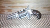 NAA MINI-REVOLVER 22LR 1-5/8 BRL ROSEWOOD 5 SHOT, FREE SHIPPING NO CC FEE