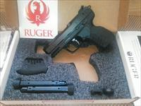 "RUGER SR22 P  3.5""BL  2-10RD MAGS NIB, FREE SHIPPING NO CC FEE (mosquito, glock, smith, 22lr)"