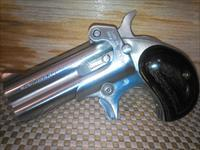"AMERICAN DERRINGER M-1  45LC AND 410GA  3""BL SS, FREE SHIPPING NO CC FEE (o/u, pocket, cobra, naa)"