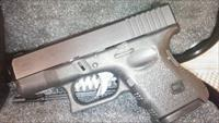 GLOCK 27 GEN 3 .40S&W TRIJICON NS 2-9RD MAGS LNIB VERY NICE!, FREE SHIPPING NO CC FEE