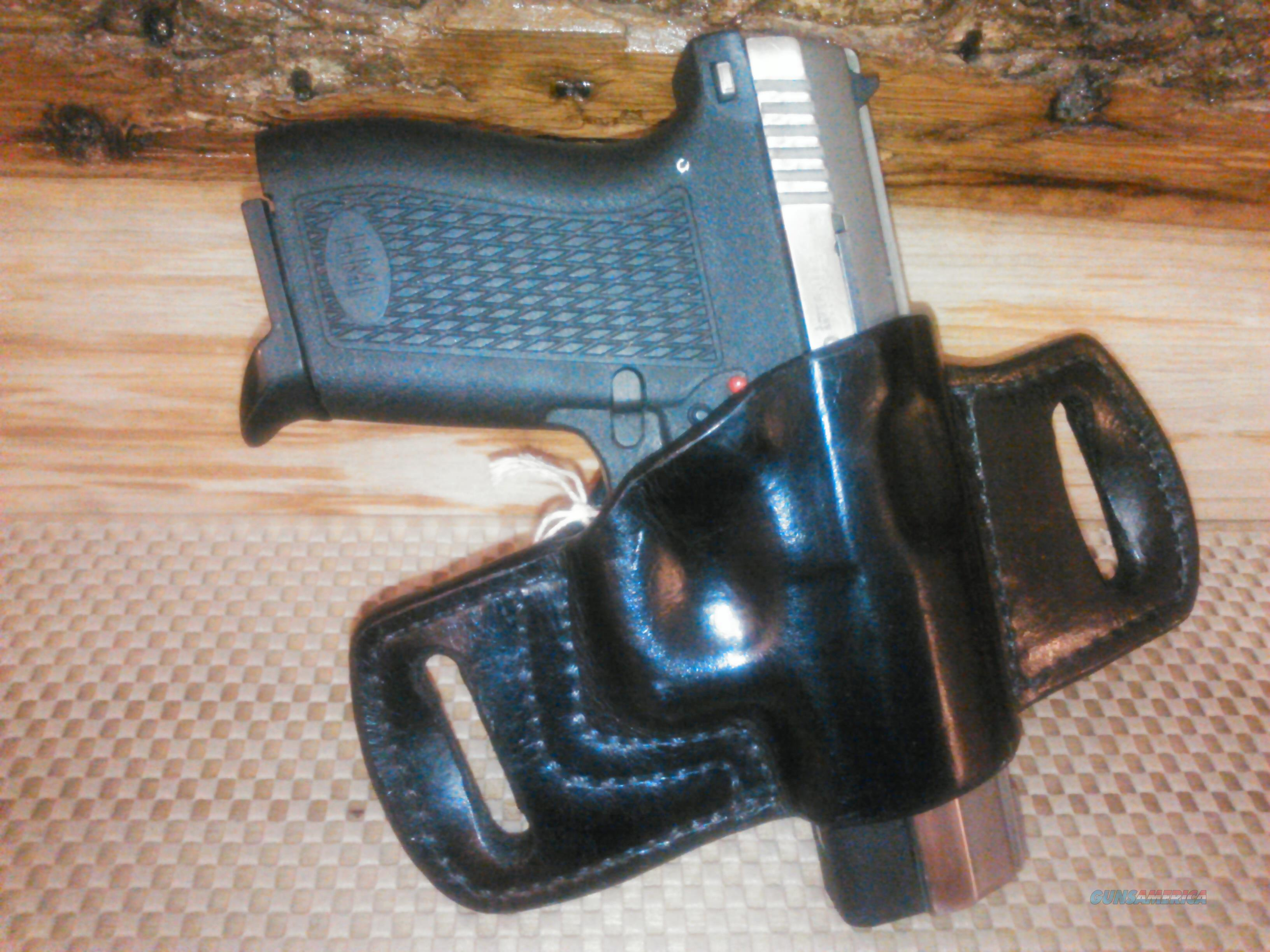 HERITAGE C-1000 9MM w/Custom holster, FREE SHIPPING NO CC FEE (hi point)