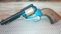 "KIMEL WESTERN SIX  5"" COWBOY SIX SHOOTER 22LR (LIKE RUGER SINGLE SIX), FREE SHIPPING NO CC FEE"