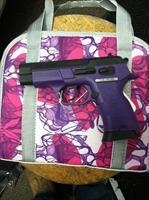 SAR ARMS SARB6P 9MM PURPLE WITH CASE