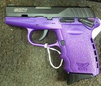 SCCY CPX-1 PURPLE 9MM LUGER