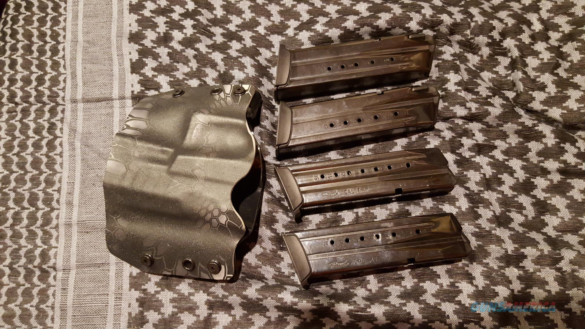 Walther Ppx 40 Magazine