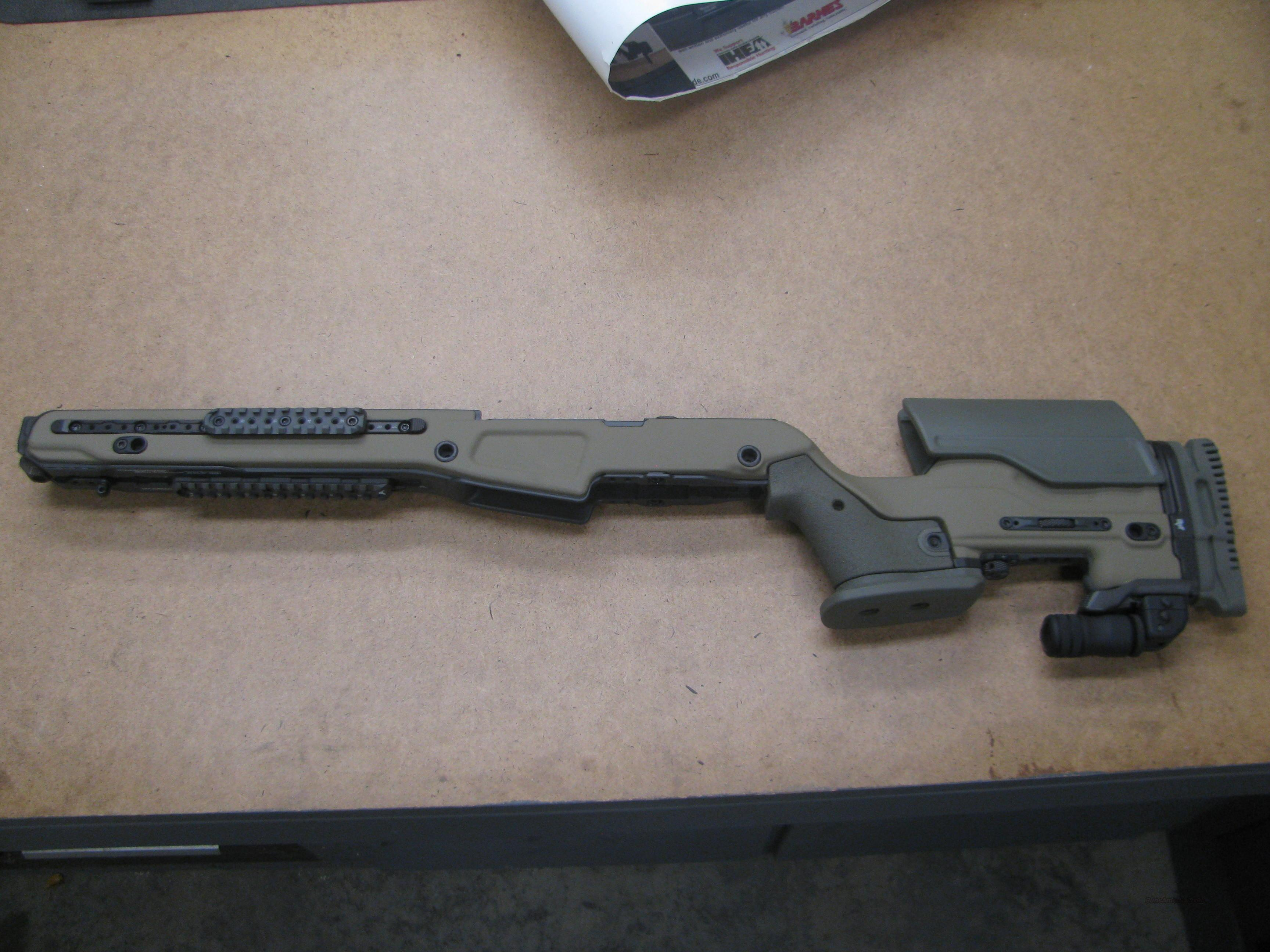 Jae 100 G3 Precision Rifle Stock M1a For Sale