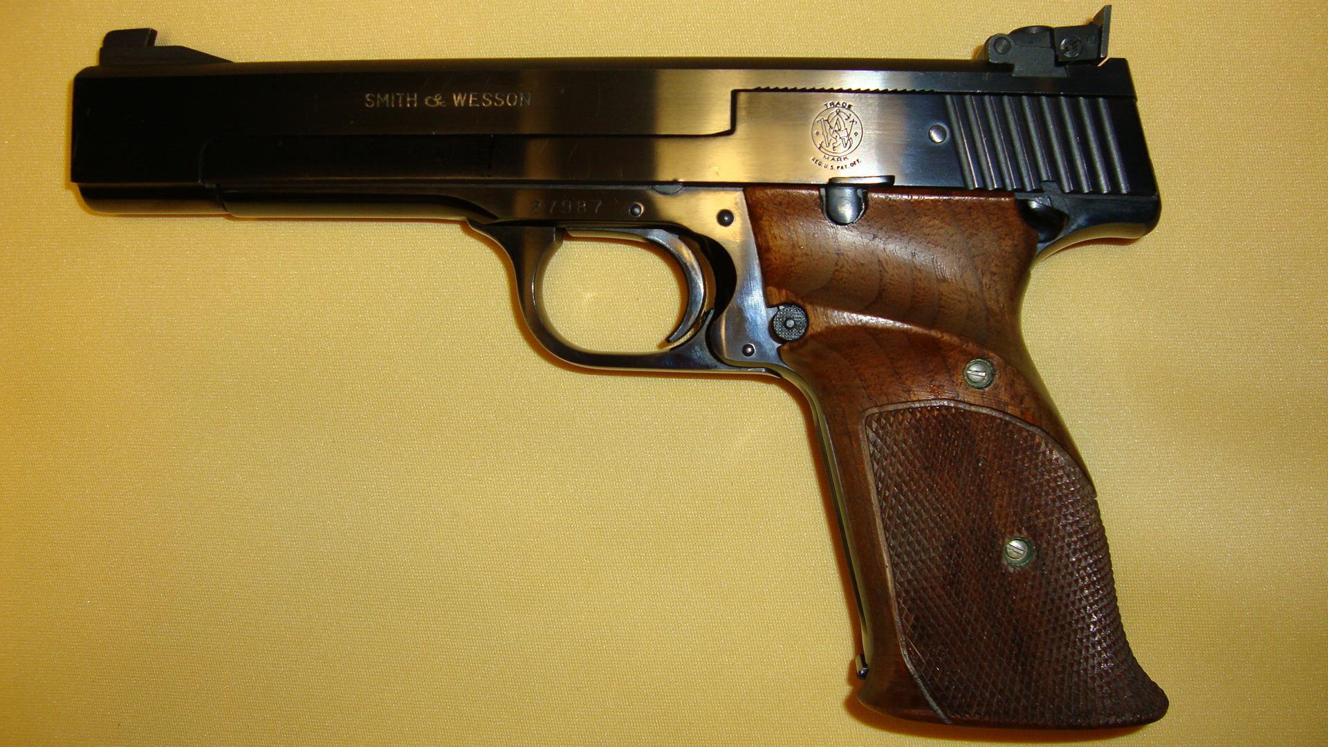 Smith And Wesson Model 41 1 For Sale