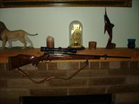 WEATHERBY MARK V 7mm WEATHERBY MAGNUM WITH WEATHERBY SCOPE
