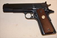 1964 Colt Gold Cup National Match w/adjustable sights