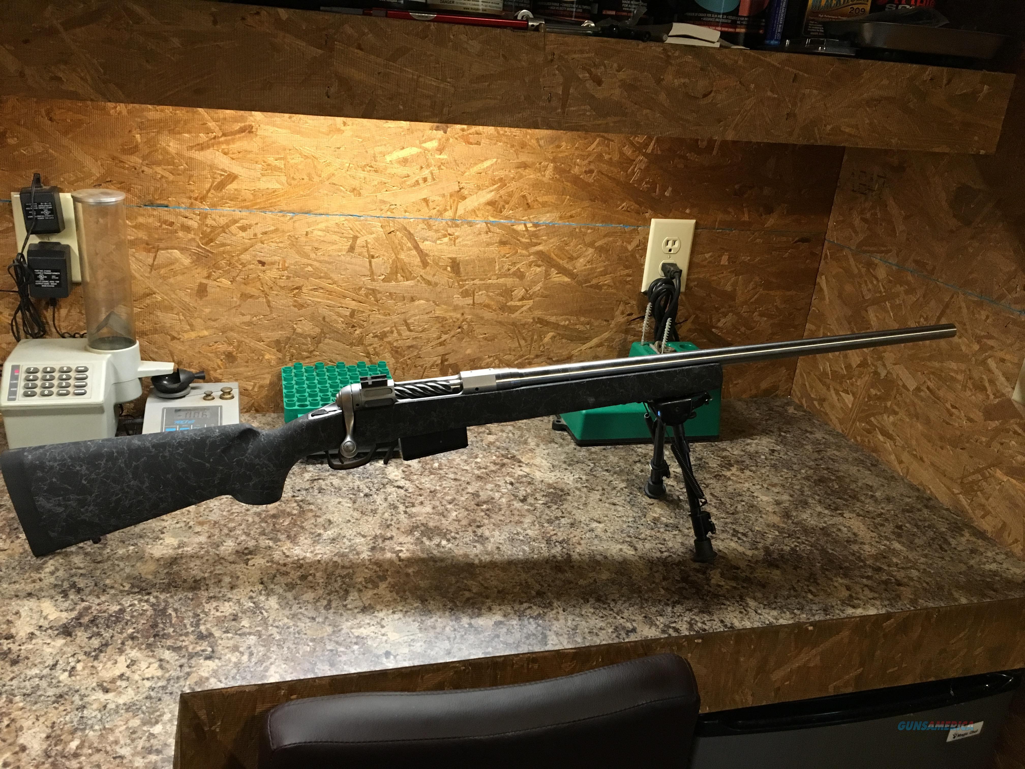 Custom savage 6mm creedmore