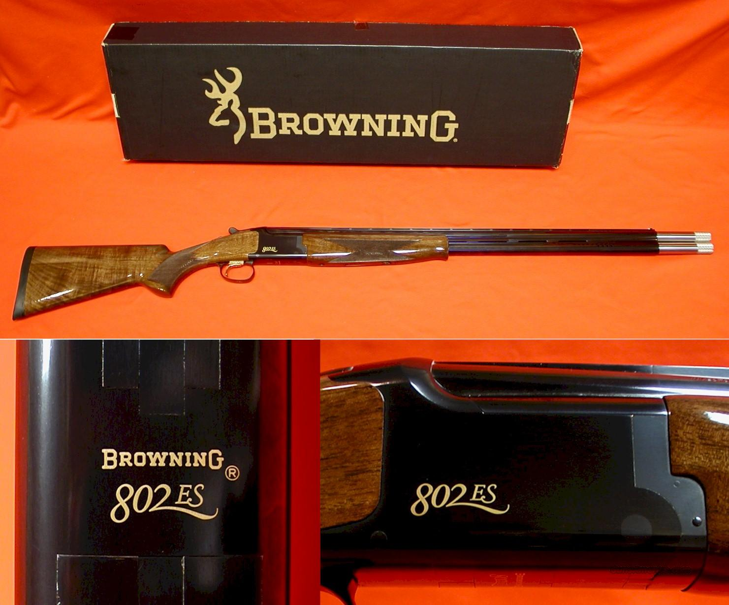 BROWNING CITORI 802 E S SPORTING WITH EXTENDED SWING CHOKE TUBES