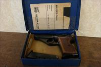 Mauser (Interarms) HSc High Polish .32 ACP
