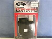 iTAC Beretta 92 Retention Roto Paddle Holster