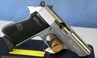 Walther PPK/S Threaded Barrel