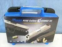 Sig Sauer 250 Caliber X-Change .40 S&W Full Size