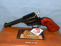 Heritage Rough Rider .22LR 4.75