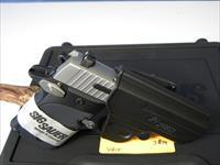 Sig Sauer 938-9-AG-AMBI Two-Tone