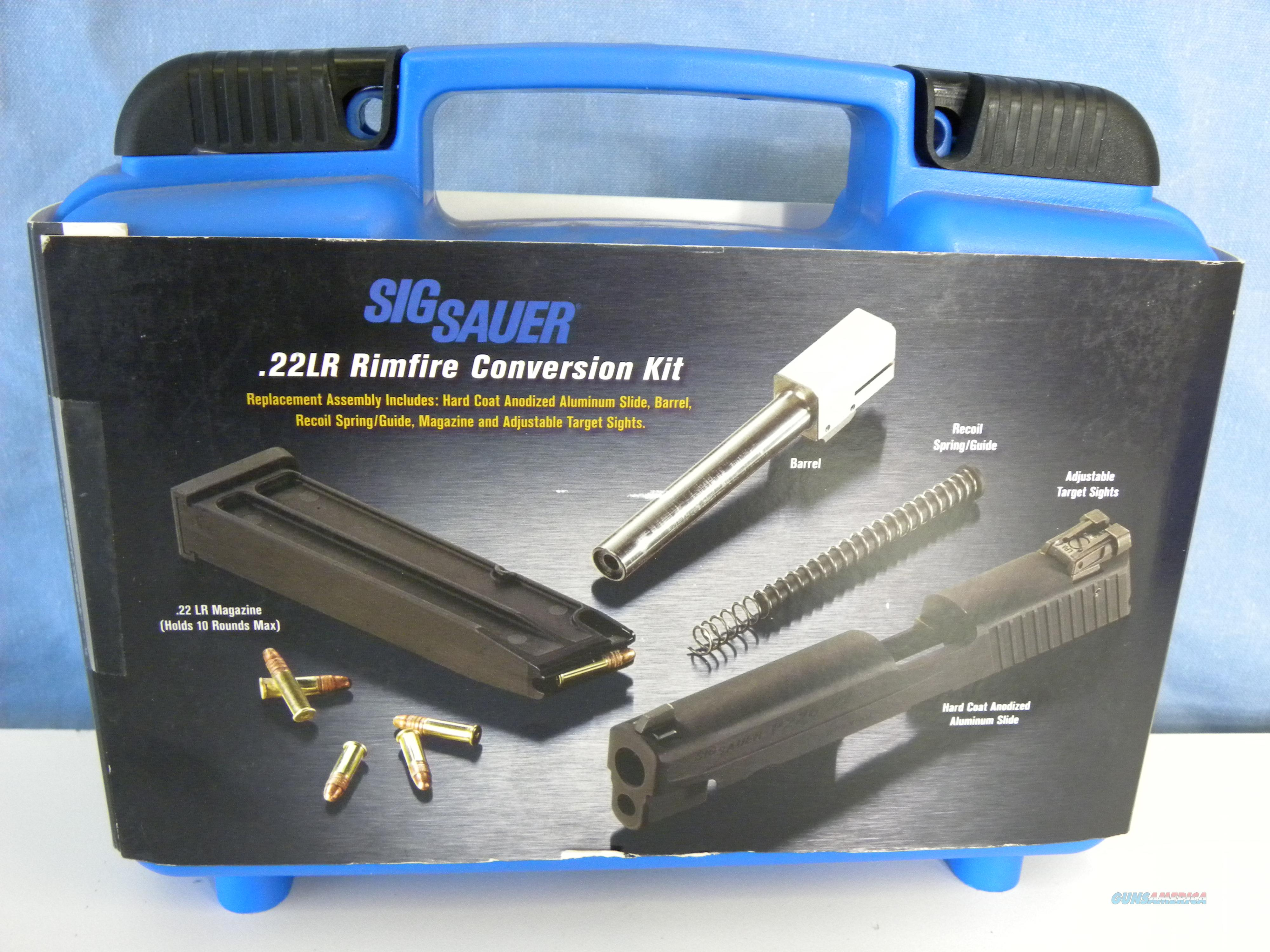 Sig Sauer 229 .22 Caliber Conversion Kit