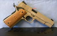 Sig Sauer 1911-22-FDE Threaded Barrel