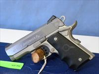 Colt 1911 Lightweight Defender SS 9mm