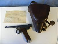 Nambu Type 14 w/ Capture papers and holster
