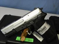 Sig Sauer E2022-9 Two Tone Stainless