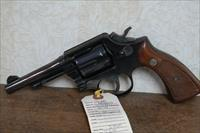 Smith & Wesson Mod 10 .38 special