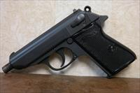 Walther PPK/S 1970 West Germany .32 ACP w/ Threaded Barrel