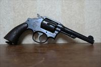 Smith & Wesson M&P .38 Special US Army Issue