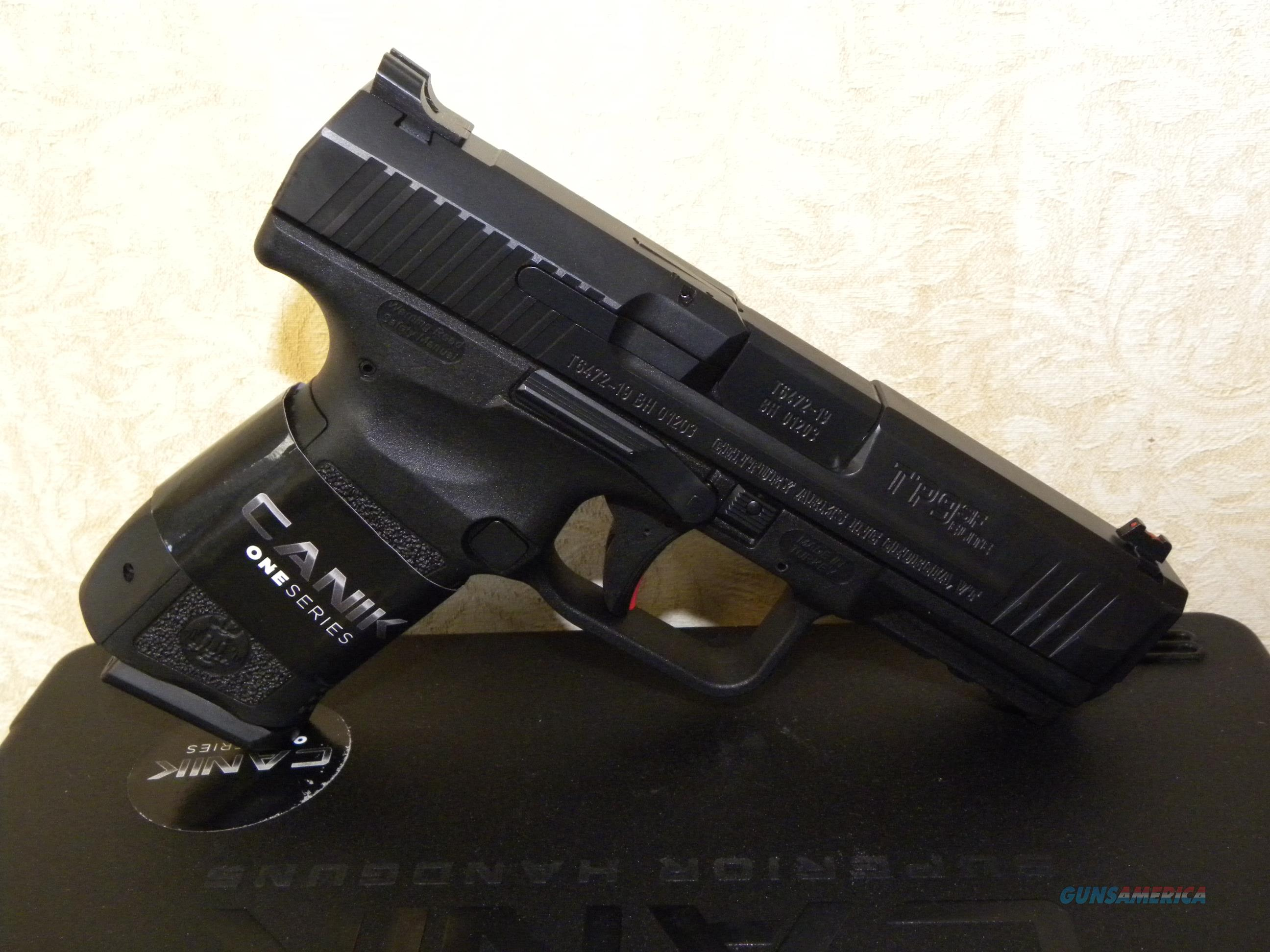 Canik TP9SF Elite One