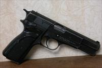 Belgian FN Browning Hi-Power 9mm (Mfg 1985)