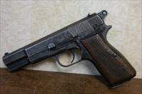 FN Browning High Power WWII Nazi Waffenamt Marked Matching Serials