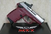 SCCY CPX-1 CT RMR 9mm Luger
