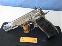 CZ 75B Polished Stainless