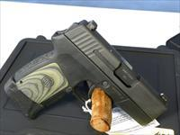 Sig Sauer 290RS-9 Enhanced Black/Green
