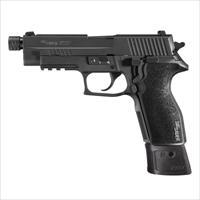 SIG Sauer P227 Tactical .45 ACP Threaded Barrel With Rail 227R-45-TAC 	Sig 227 45