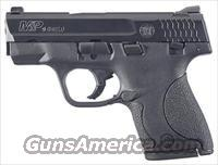 Smith and Wesson S&W M&P Shield 9mm 180021