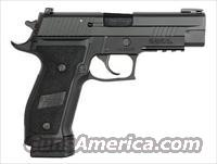 Sig Sauer P226 TACOPS 9mm 4 20rd mags included SRT Trigger