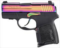 Sig Sauer P290RS Sub Compact 9mm Rainbow 290RS-9-RB