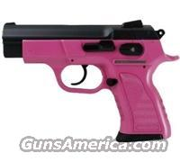 "EAA Tanfoglio Witness P Compact 3.6"" 9mm Pink 999041"