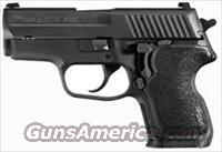 Sig Sauer P224 SAS SRT .40 with night sights comes with 2 10rd magazines 224-40-SAS2B