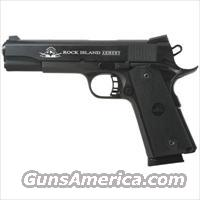 Rock Island Armory FS Tactical 1911 .45 Black Grips