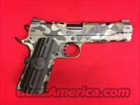 NightHawk Custom GRP 1911 45 ACP CAMO Finish used