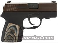 Sig Sauer P290RS 9mm Oil Rubbed Bronze G10 Grips