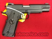 Nighthawk Custom Enforcer 1911 Recon Rail 45 ACP  Magwell