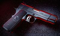Nighthawk Custom Falcon Commander chambered in 45 ACP